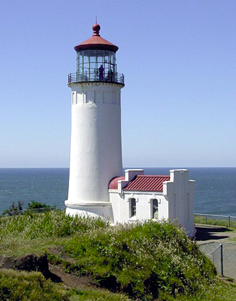 Cape Disappointment - Lighthouse